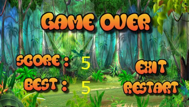 Monkey's Jungle screenshot 6