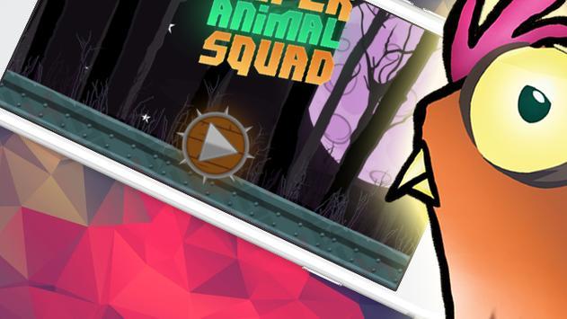 Super Animal Squad poster