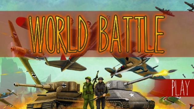 World Battle poster