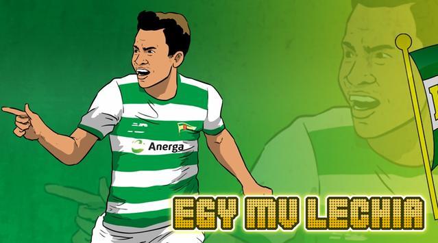 EGY MV Lechia Gdańsk Soccer 18-19 poster