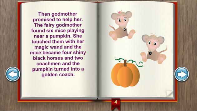 Cinderella Books apk screenshot
