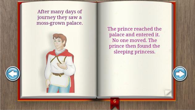 Sleeping Beauty Books apk screenshot