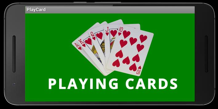 Playing Card poster