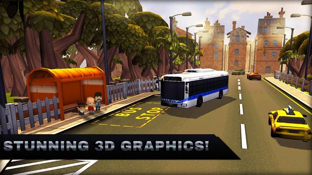 New York City Bus Simulator 3D apk screenshot