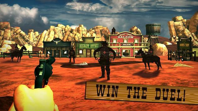 Guns & Cowboys: Bounty Hunter apk screenshot