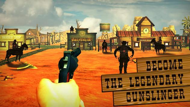 Guns & Cowboys: Bounty Hunter screenshot 1