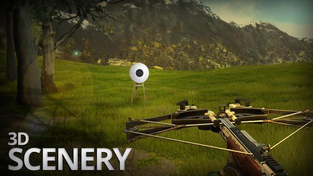 Crossbow Shooting Range Game apk screenshot