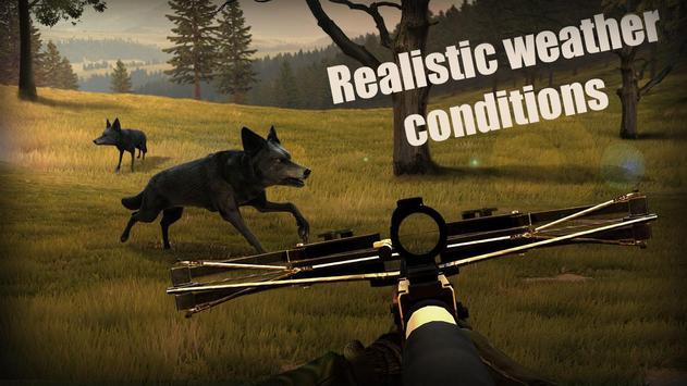 Crossbow Hunter: Wild Animals apk screenshot