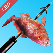 Scuba Fishing: Spearfishing 3D أيقونة