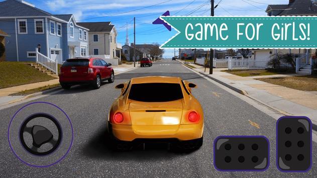 Parking Princess: Girl Driving apk screenshot