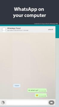 How to use WhatsApp on Tablet apk screenshot