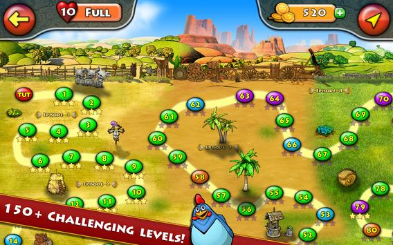 Magic Wingdom 2:Baby Bird Bros apk screenshot