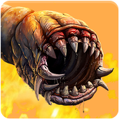Death Worm Free icon