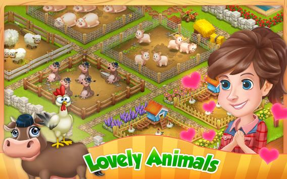 Lovely Farm apk screenshot