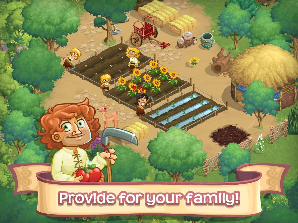 Game marriage life village How to