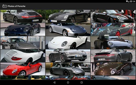 Photos of Porsche apk screenshot
