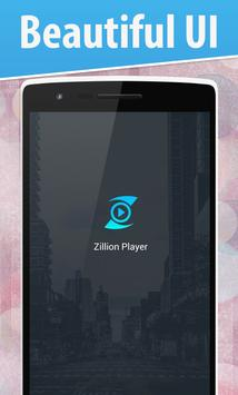 ZiIIion Player - Music & Video poster