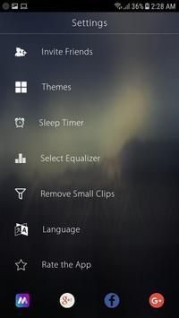 Mp3 Player apk スクリーンショット