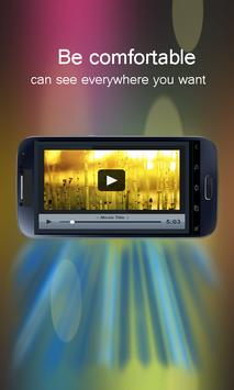 Player for music screenshot 1