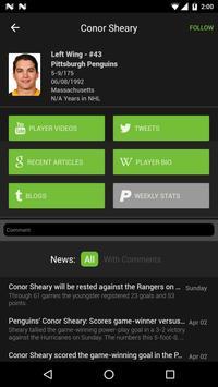 Fantasy Hockey News screenshot 3