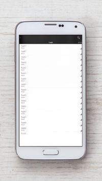 MP3 Player Free screenshot 1