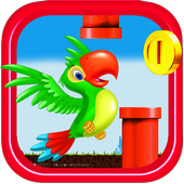parrot escape - fly or die icon