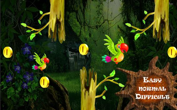 parrot escape - fly or die screenshot 1
