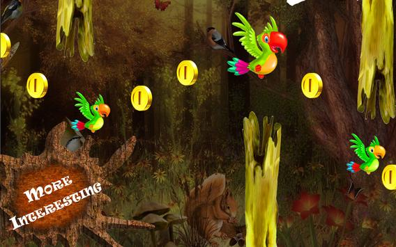 parrot escape - fly or die screenshot 4