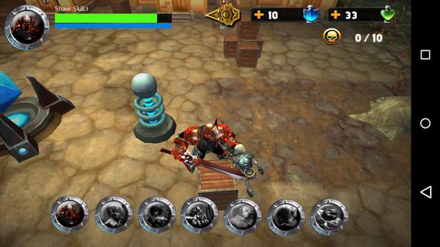 The Guardians of Arena apk screenshot