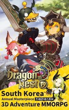 Dragon Nest M poster