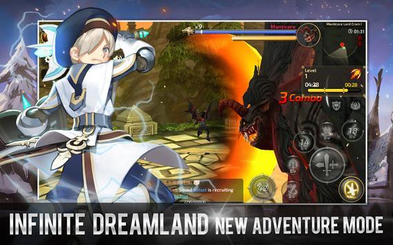 Dragon Nest M screenshot 3