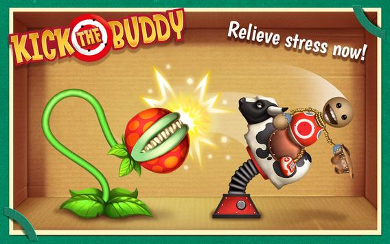 Kick the Buddy スクリーンショット 11