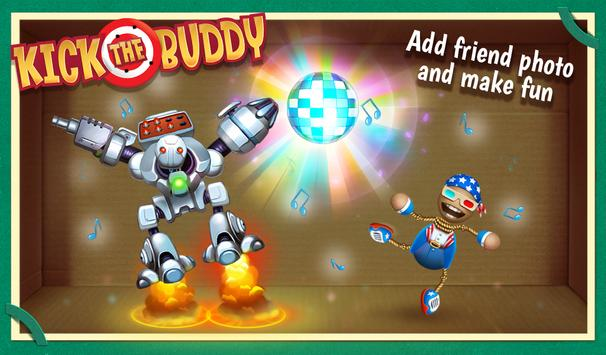 Kick the Buddy تصوير الشاشة 1