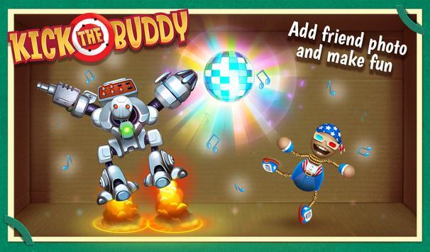 Kick the Buddy تصوير الشاشة 6
