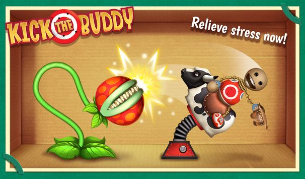 Kick the Buddy screenshot 8