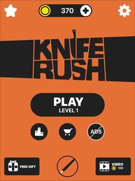 Knife Rush screenshot 4