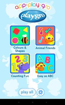 Playgro Zoo Fun screenshot 10