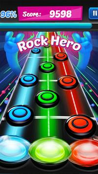 Guitar Rock hero poster