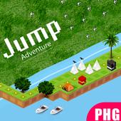 Jump Adventure - 50 Levels icon