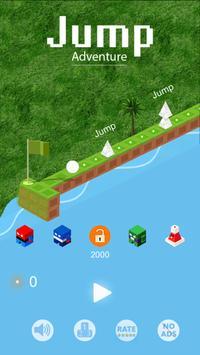 Jump Adventure - 50 Levels poster