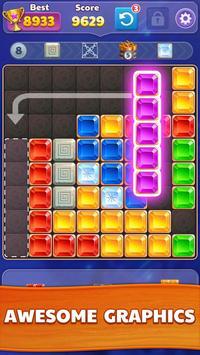 Jewel Block Puzzle (Unreleased) poster