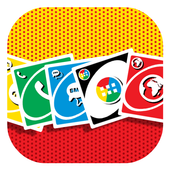 Red Funny Card Theme icon