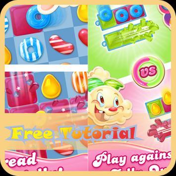 New Candy Crush Jelly Guide apk screenshot