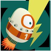 Roboto Go! icon