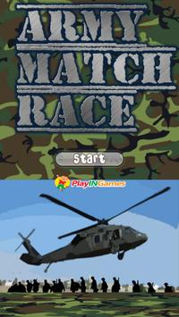 Free Army Game for Kids Match poster