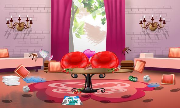 Royal Princess Party Clean up apk screenshot