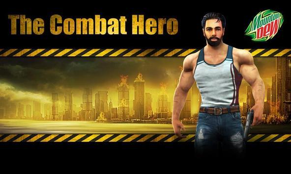 The Combat Hero poster