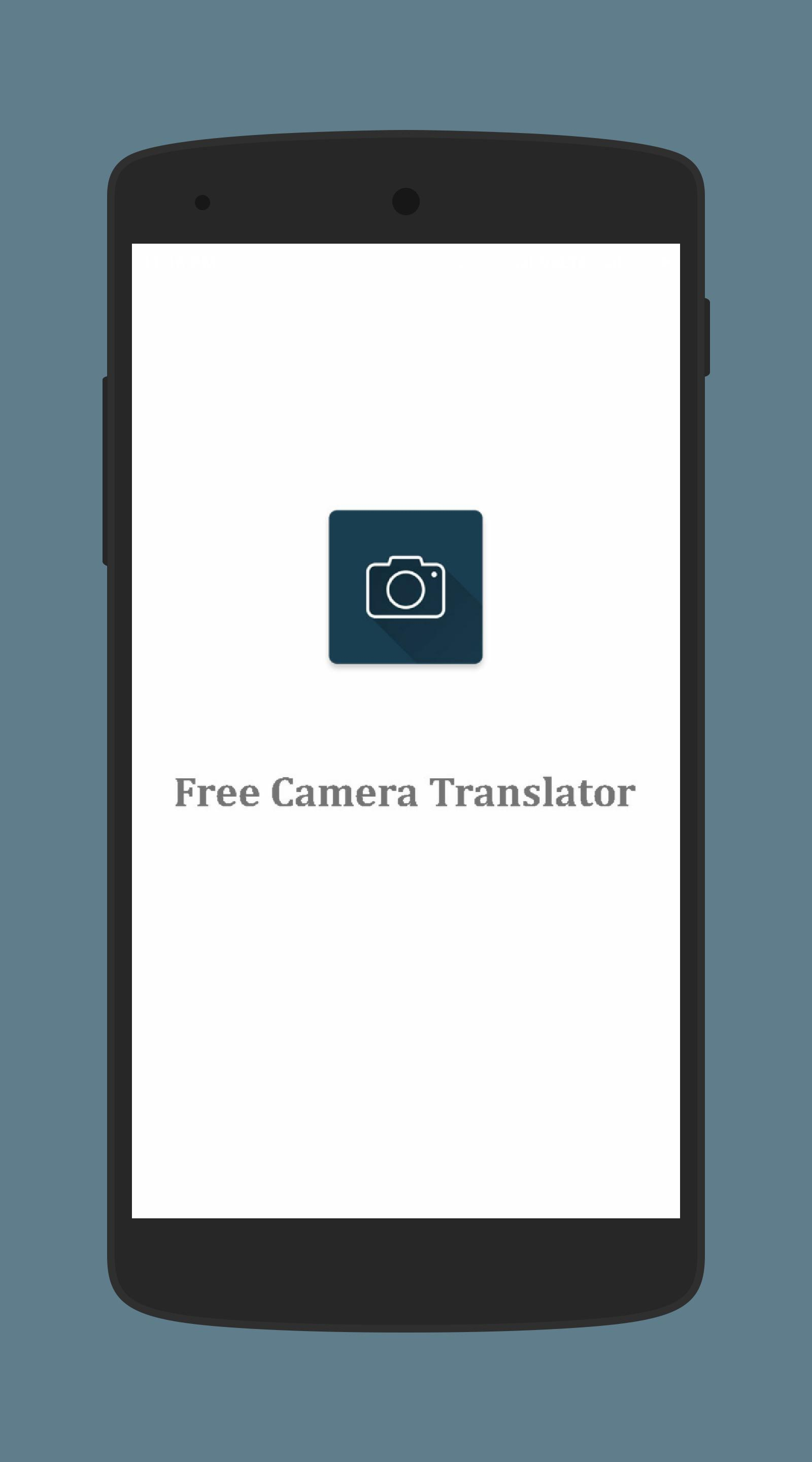 Camera Translator for Android - APK Download