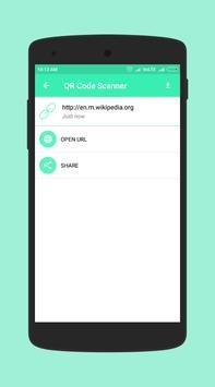 QR Code & Barcode Scanner 2017 screenshot 2
