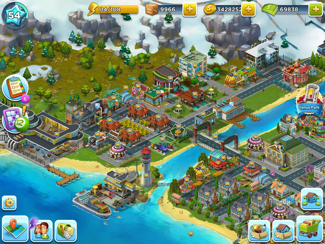 SuperCity For Android